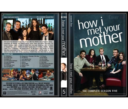 How I Met Your Mother Seasons 5