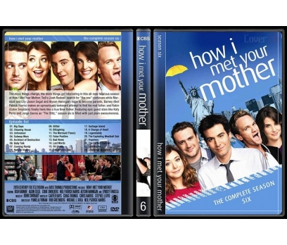 How I Met Your Mother Seasons 6