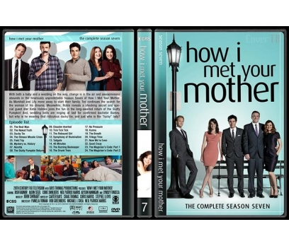 How I Met Your Mother Seasons 7