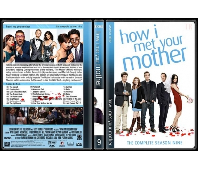How I Met Your Mother Seasons 9 1 2x