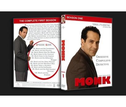 Monk Sezon 1