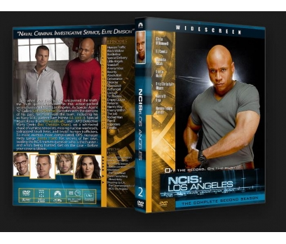 NCIS: Los Angeles Sezon 2