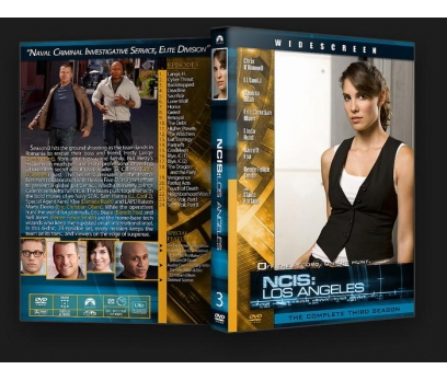 NCIS: Los Angeles Sezon 3
