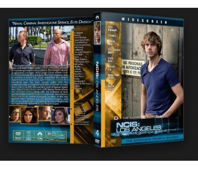 NCIS: Los Angeles Sezon 4