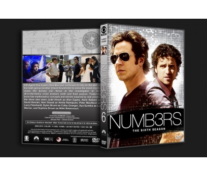 Numb3rs Season 6