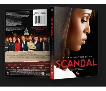 Scandal | 2012 | Season 3