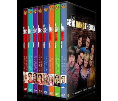 The Big Bang Theory (Seasons 1-8) 1 2x