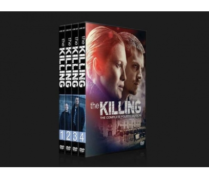 The Killing | Seasons 1-4 | 2011-2014 | DVD