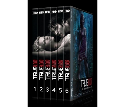 True Blood (Seasons 1-6)