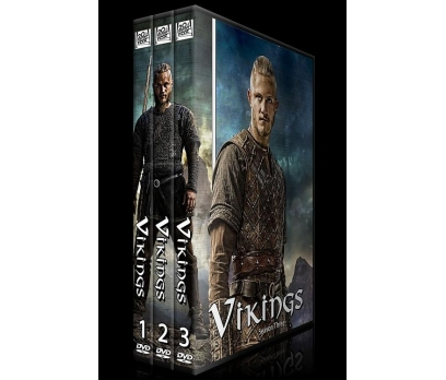 Vikings (Season 1-3)