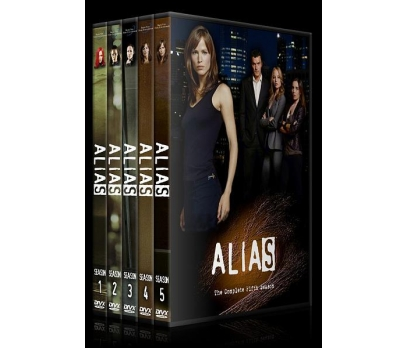 Alias (Seasons 1-5)