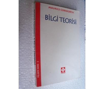 BİLGİ TEORİSİ -  MAURICE CORNFORTH