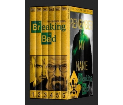 Breaking Bad (Seasons 1-5) 1 2x