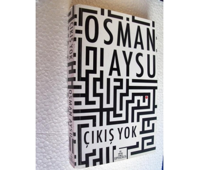 ÇIKIŞ YOK Osman Aysu