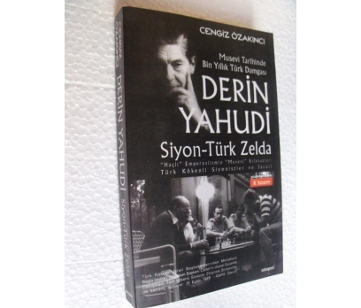DERİN YAHUDİ / SİYON - TÜRK ZELDA Cengiz Özakıncı