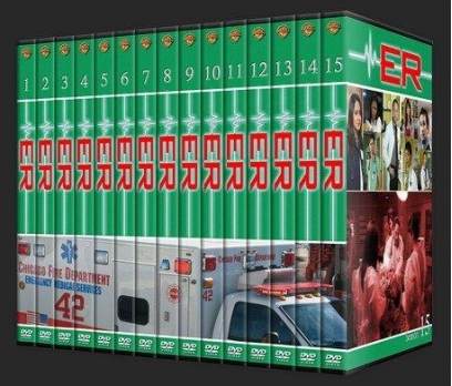 ER Emergency Room (Seasons 1-15)