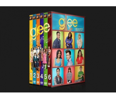 Glee (Seasons 1-6)
