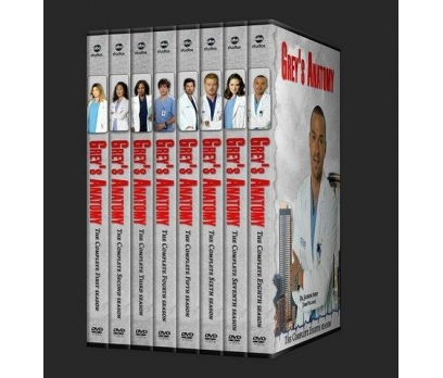 Grey's Anatomy (Seasons 1-8)