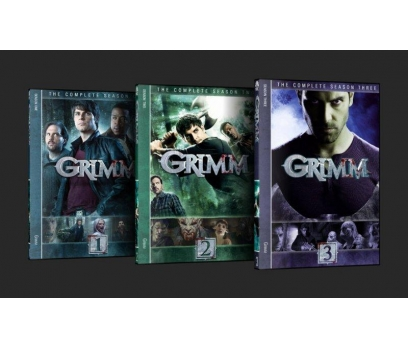 Grimm (Seasons 1-3)