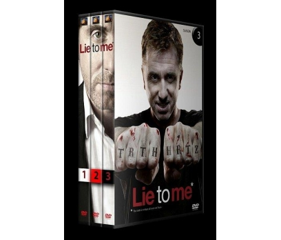 Lie to Me  (Seasons 1-3)
