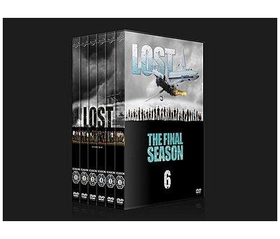 Lost (Seasons 1-6) 1