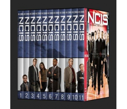 NCIS: Naval Criminal Investigative  (Seasons 1-11)