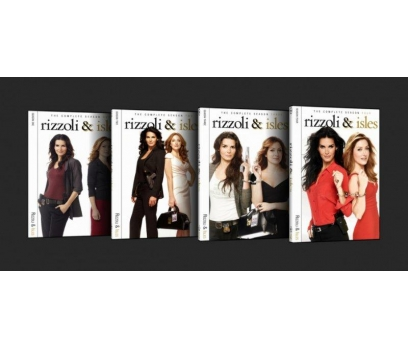 Rizzoli & Isles (Seasons 1-4)