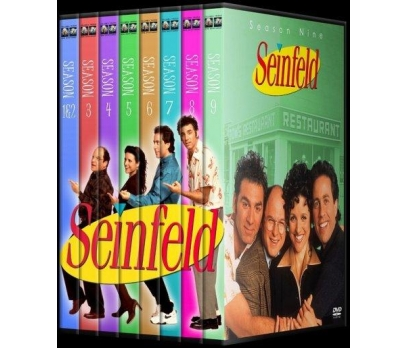 Seinfeld  (Seasons 1-8)