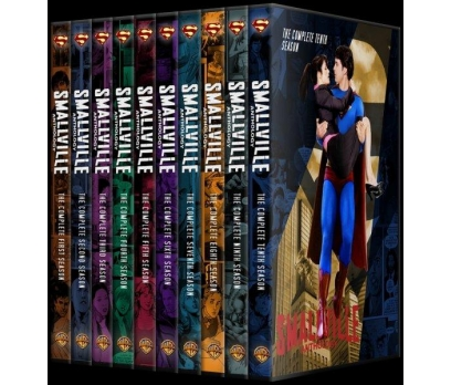 Smallville 4 (Seasons 1-10)