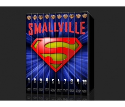 Smallville (Seasons 1--10)