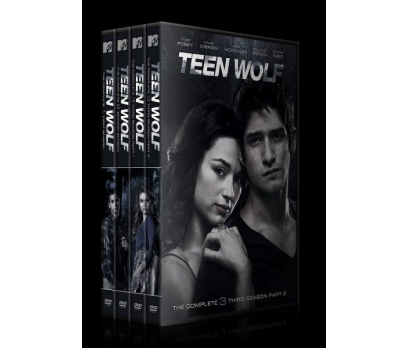 Teen Wolf (Genç Kurt) (Seasons 1-4)