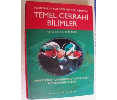 TEMEL CERRAHİ BİLİMLER JAMES TOOULI, CHRIS RUSSELL