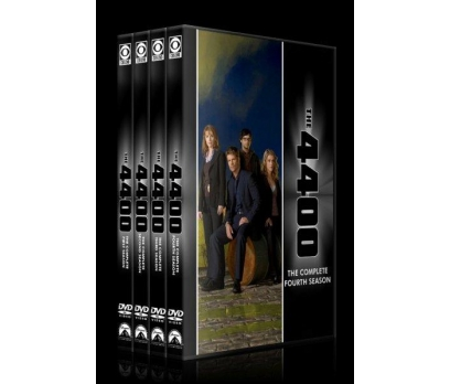 The 4400 (Seasons 1-4)