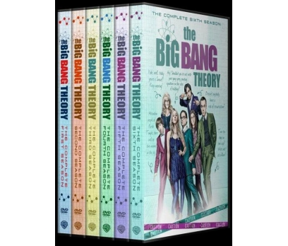 The Big Bang Theory (Seasons 1-6)