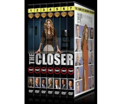 The Closer (Seasons 1-7)