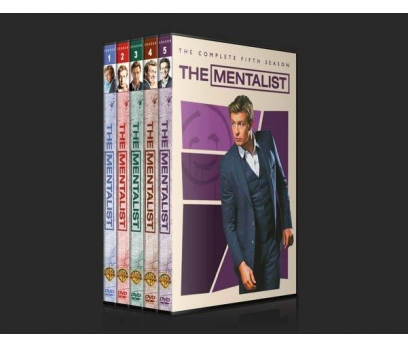 The Mentalist (Seasons 1--5)