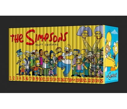 The Simpsons (Seasons 1-25)