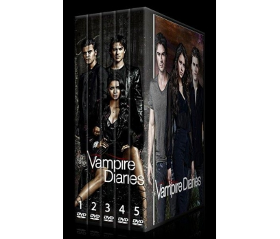 The Vampire Diaries (Seasons 1-5)