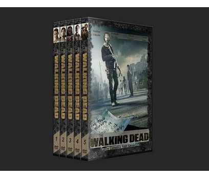 The Walking Dead  (Seasons 1-5) 1 2x