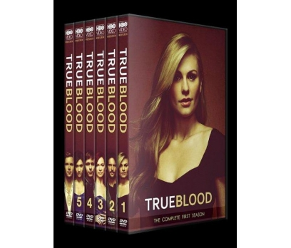 True Blood 4 (Seasons 1-6)
