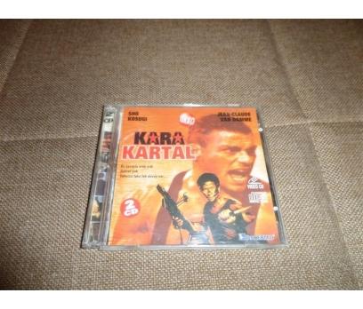 VCD Kara Kartal (Black Eagle)Jean-Claude Van Damme