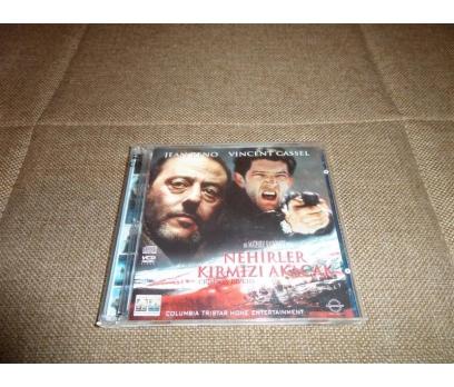 VCD NEHİRLER KIRMIZI AKACAK CRIMSON RIVERS