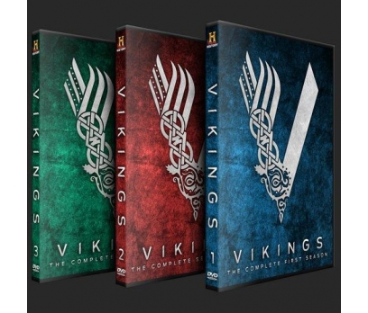 Vikings (Seasons 1-3)
