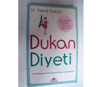DUKAN DİYETİ Pierre Dukan