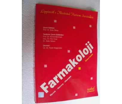 Lippincott's FARMAKOLOJİ Mycek - Harvey - Champe