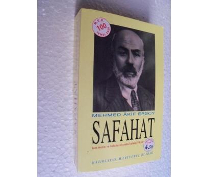 SAFAHAT - MEHMET AKİF ERSOY