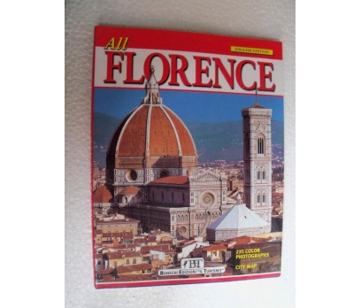 ALL FLORENCE all the masterpıeces hıstory, art, fo 1