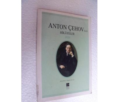 ANTON ÇEHOV'DAN HİKAYELER