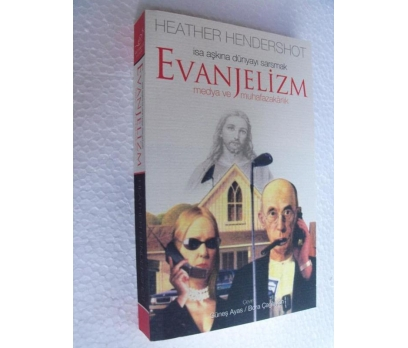EVANJELİZM Heather Hendershot SIFIR