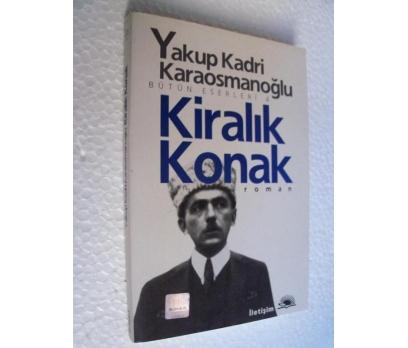 KİRALIK KONAK Yakup Kadri Karaosmanoğlu 1